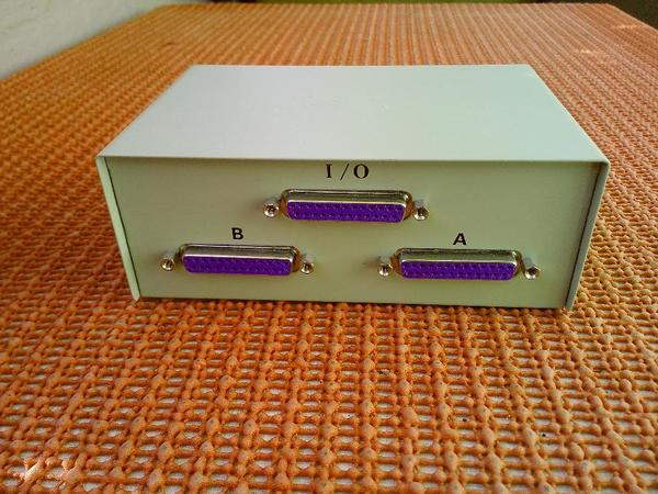 data switch gebraucht kaufen nur noch 3 st bis 65. Black Bedroom Furniture Sets. Home Design Ideas