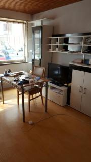 1 Zimmer, Küche,
