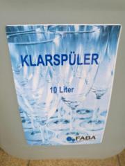 10 Liter Klarspüler
