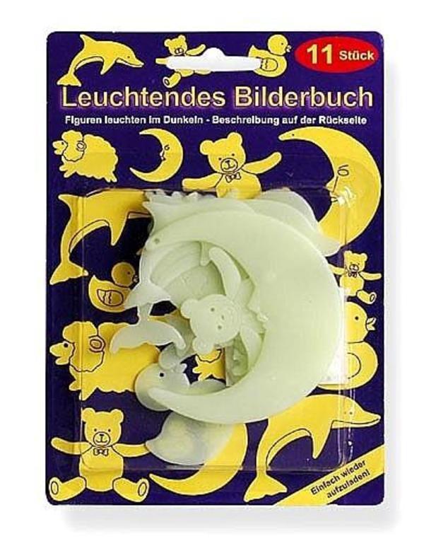 11tlg leuchtfiguren leuchtmotive dekoartikel for Leuchtfiguren