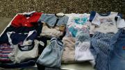19-teiliges Kleiderpaket