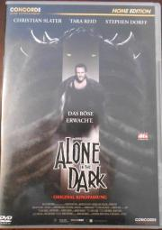 1DVD-FILM - ALONE