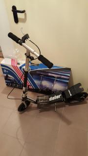 2 Alu scooter