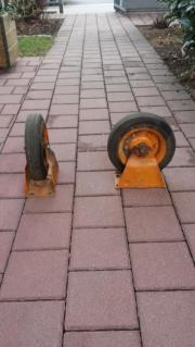 2 Eisen-Schwerlasträder