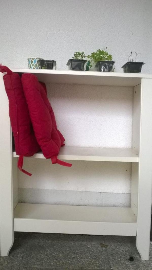 regal weiss neu und gebraucht kaufen bei. Black Bedroom Furniture Sets. Home Design Ideas
