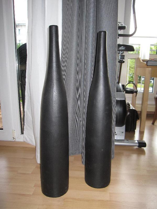 2 stylische vasen von ikea zu verkaufen in m nchen. Black Bedroom Furniture Sets. Home Design Ideas