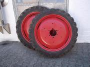 2 Traktorfelgen mit