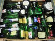 23 kleine Flaschen