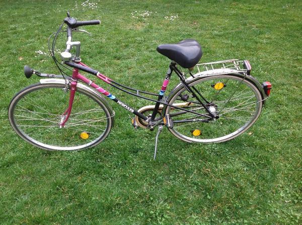 28 zoll hercules damen fahrrad in schwabach damen. Black Bedroom Furniture Sets. Home Design Ideas