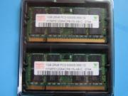 2x 1GB HYNIX
