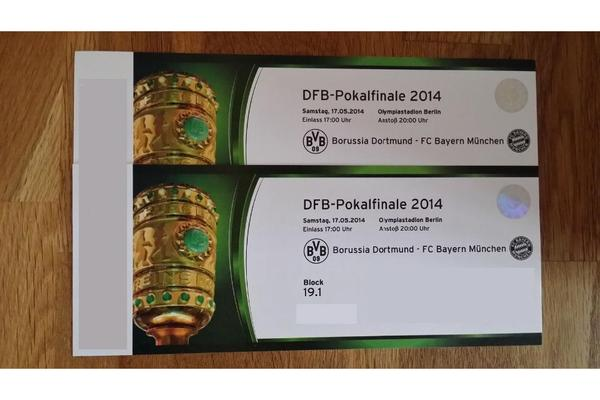 Tickets Dfb