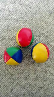 3 Jonglier-Bälle