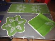 3 passende Tischdecken