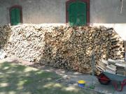 3 Raummeter Brennholz