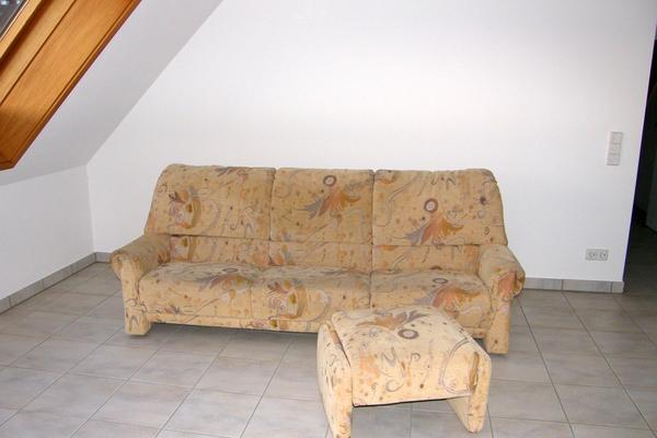 3 Sitzer Sofa Florenz Von Segm Ller
