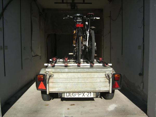 5 fahrradtr ger anh ngerkupplung pkw einachs anh nger 650 kg massiv in lauingen anh nger. Black Bedroom Furniture Sets. Home Design Ideas