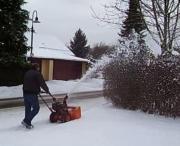 5# Schneefräse 6,