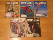 5Stück DHV Info