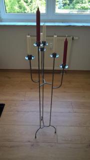 6-armiger Kerzenständer