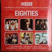 6 CDs Eighties -