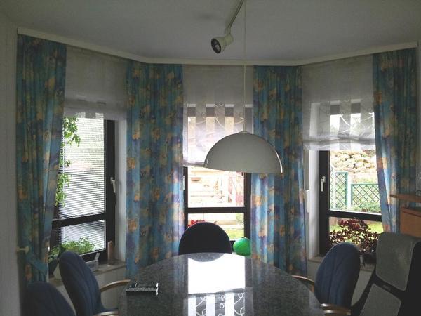 7 raffgardinen wei in gaiberg gardinen jalousien kaufen und verkaufen ber private kleinanzeigen. Black Bedroom Furniture Sets. Home Design Ideas