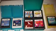 7x Nintendo DS