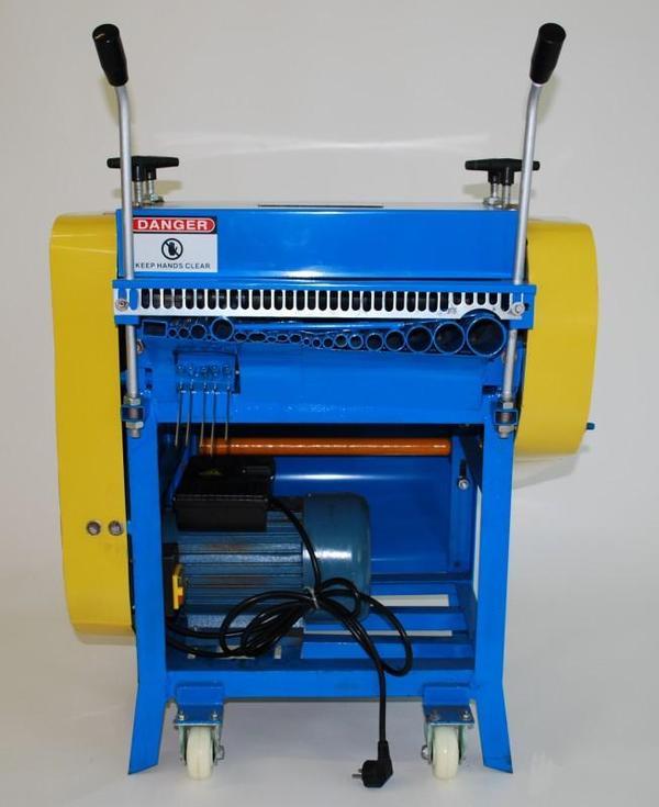 Abisoliermaschine Kupferschrott Helo Kabelsch Lmaschine