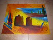 Acryl Bild, Malerei,
