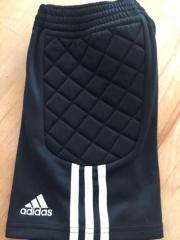 Adidas Torwarthose kurz