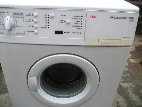 aeg lavamat waschmaschine in wiesloch waschmaschinen. Black Bedroom Furniture Sets. Home Design Ideas