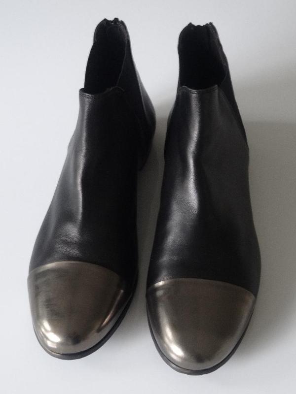 agl chelsea boots schwarz gr 40 neu in n rnberg schuhe stiefel kaufen und verkaufen ber. Black Bedroom Furniture Sets. Home Design Ideas