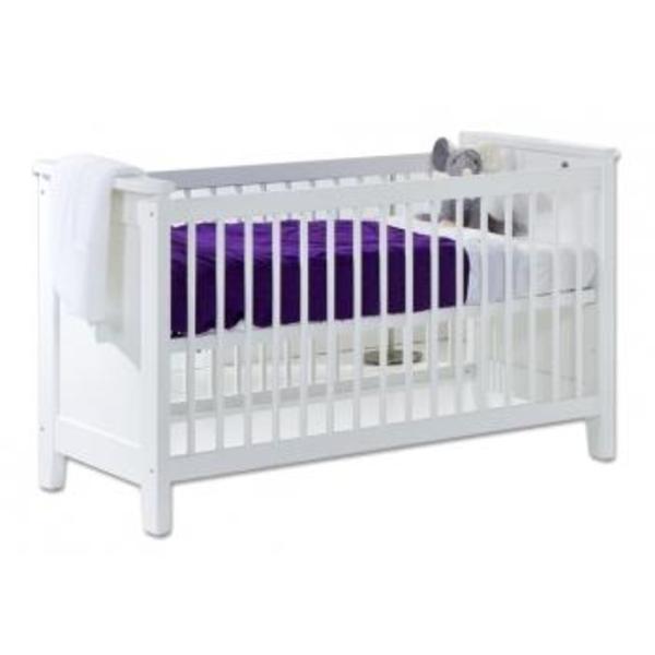 alta babybett massivholz wei matt lackiert zeitlos sch nes und hochwertig verarbeitetes. Black Bedroom Furniture Sets. Home Design Ideas