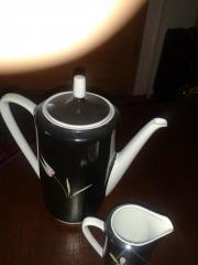 alte DDR Kaffeekanne
