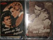 Alte Filmprogramme