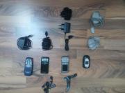 Alte funktionsfähige Handys/