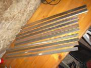 Alte Hobelmaschine Hobelmesser