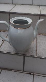 Alte Keramik Kanne