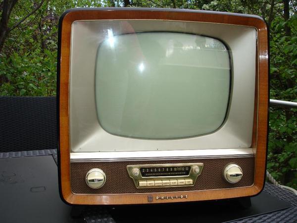 Fernseher 50er Jahre