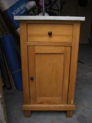 Nachttisch marmorplatte haushalt m bel gebraucht und for Marmorplatte gebraucht
