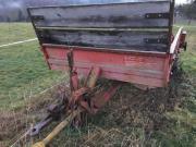 Anhänger Traktor Holzanhänger