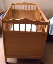 babybett gebraucht in mutterstadt kinder baby spielzeug g nstige angebote finden. Black Bedroom Furniture Sets. Home Design Ideas