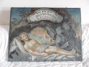 Antikes frühbarockes Bild