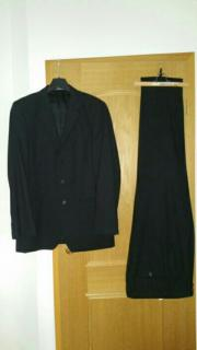 Anzug Größe 102
