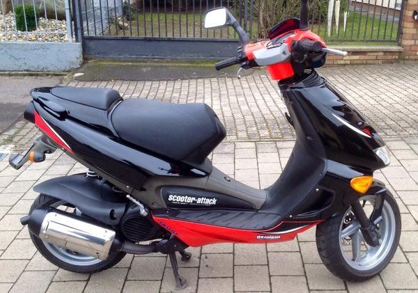 aprilia scooter sr125 2takt in wei enburg sonstige motorroller kaufen und verkaufen ber. Black Bedroom Furniture Sets. Home Design Ideas