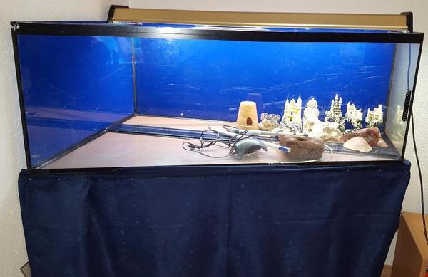 Aquarium becken neu und gebraucht kaufen bei for Aquarium gebraucht