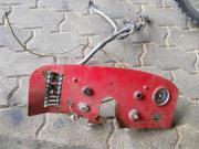 Armaturenbrett Traktor Schlepper