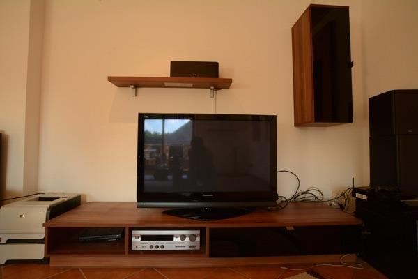 arte m tv wand lowboard wandschrank wandregal nu baum in ludwigshafen phono tv. Black Bedroom Furniture Sets. Home Design Ideas