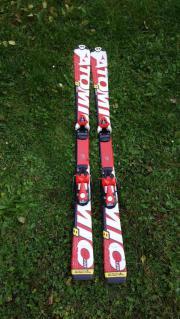 Atomic Junior Alpin Ski Race 8 (130 cm) mit Atomic Bindung günstig zu verkaufen Ski ist sowohl für Kinder als auch Jugendliche Skifahrer geeignet. Kraftsparender und vor allem leicht kontrollierbarer, Pistenski für junge ... 69,- D-85646Vaterstetten Neufa - Atomic Junior Alpin Ski Race 8 (130 cm) mit Atomic Bindung günstig zu verkaufen Ski ist sowohl für Kinder als auch Jugendliche Skifahrer geeignet. Kraftsparender und vor allem leicht kontrollierbarer, Pistenski für junge