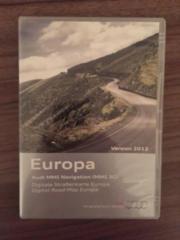 Audi Navigations DVD