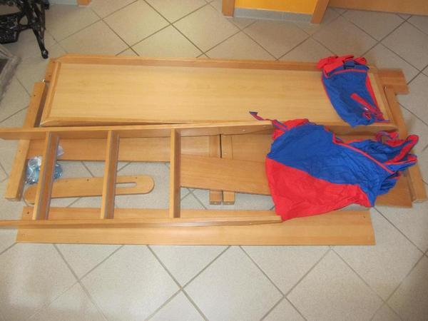 ausbausatz paidi varietta zum hochbett in pei enberg betten kaufen und verkaufen ber private. Black Bedroom Furniture Sets. Home Design Ideas